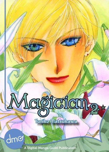Magician Vol. 2 (Shojo Manga) (English Edition)