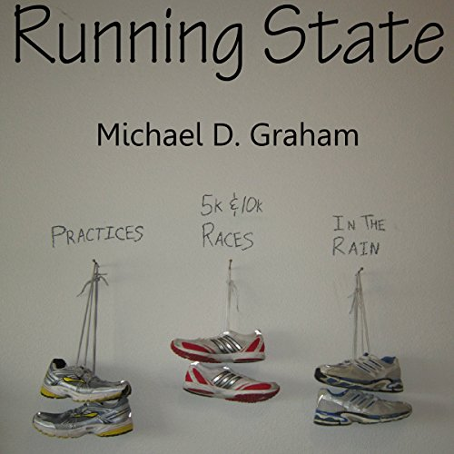 Running State audiobook cover art