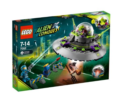 LEGO Alien Conquest 7052