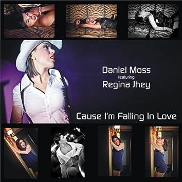 Cause I'm Falling in Love (feat. Regina Jhey)