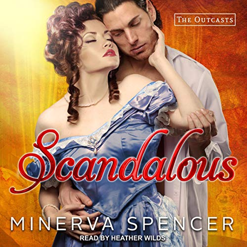 Scandalous  By  cover art