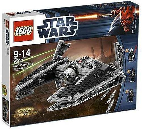 la red entera más baja LEGO Star Wars Sith Fury-Class Interceptor 748pieza(s) Juego de de de construcción - Juegos de construcción, 9 año(s), 748 Pieza(s), Película, 14 año(s), 29 cm  bienvenido a comprar