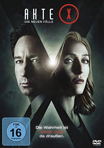 Akte X - Die neuen Fälle (3 DVDs)