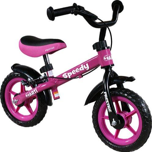 ARTI Kinder Laufrad Speedy M Luxe Pink Rosa Kinderlaufrad Kinder Lernlaufrad First Bike