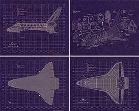 Best space shuttle blueprints Reviews