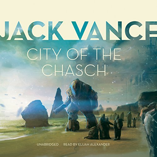 City of the Chasch copertina