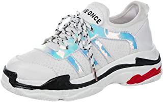 Melady Women Fashion Sports Shoes Thick Soles