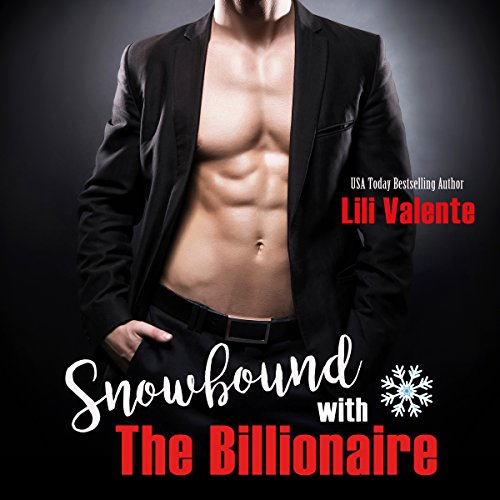Snowbound with the Billionaire audiobook cover art
