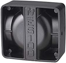 Federal Signal Vehicle Speaker, 100W, Black
