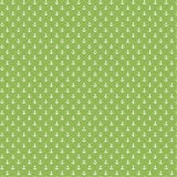 babrause ® Baumwollstoff Anker Mini Grün Webware