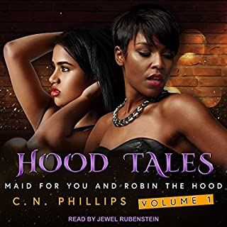 Hood Tales, Volume 1 audiobook cover art