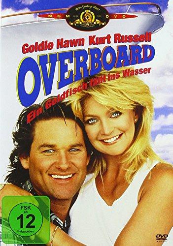 Overboard - Ein Goldfisch fällt ins Wasser [DVD]