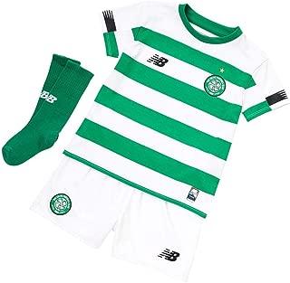 New Balance Celtic FC 2019/20 Junior Infant Home Football Kit White/Green