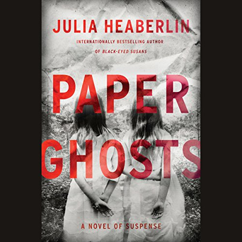 Paper Ghosts audiobook cover art