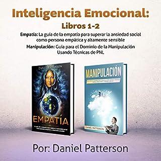 Inteligencia Emocional Libros 1-2 [Emotional Intelligence, Books 1-2] cover art
