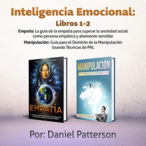 Inteligencia Emocional Libros 1-2 [Emotional Intelligence, Books 1-2] cover art