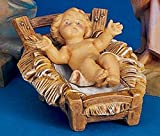 Fontanini 2.75' Long Baby Jesus Religious Christmas Nativity Figurine (Part of 5' Collection)