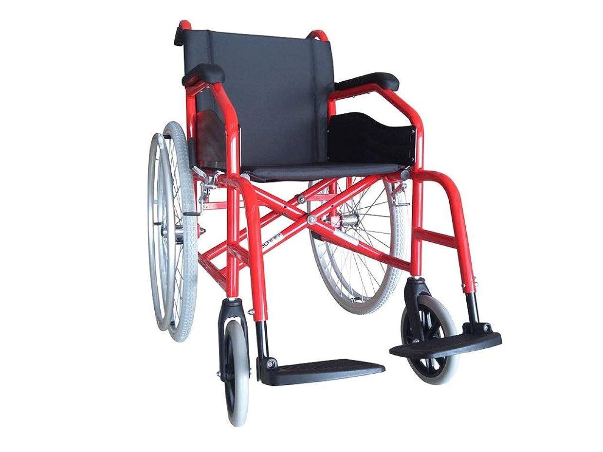 みなす告白称賛折りたたみ車椅子トロリー、多機能高齢者スクーター、無効な屋外車椅子トロリー、強い重力