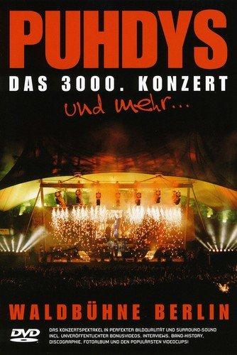 Puhdys Live Das 3000. Konzert [DVD] [Import]