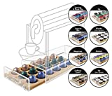 MACOM Just Kitchen 836 Mini Space Coffee Dispenser Portacapsule Universale per Macchine ca...
