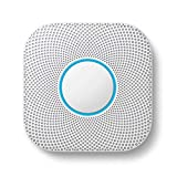Google Nest Protect Detector De Humo y CO, Blanco