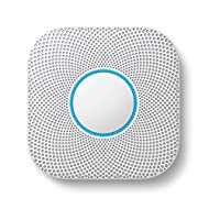 The smoke alarm that others look up to. Nest Protect is a smoke and carbon monoxide alarm with a split-spectrum smoke sensor to detect both fast -and slow-burning fires. It can send an alert to your phone, speak to you and even light the way in the d...