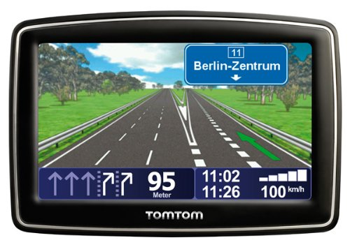 TomTom XL IQ Routes Edition Central Europe Traffic - Navegador GPS