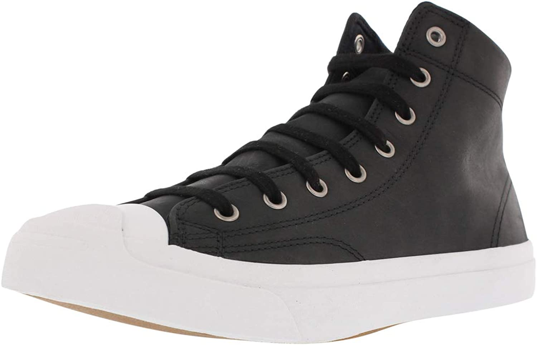 Converse Men's JP Jack MID, Black White