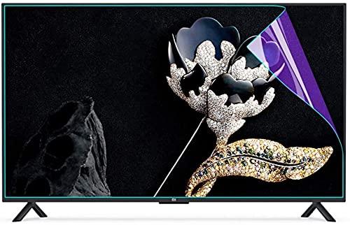 Anti Luz Azul Protector de pantalla de TV Protector De Pantalla De TV De 75 Pulgadas Para SHARP, SONY, SAMSUNG, Hisense, LG | Película Antideslumbrante / Antiazul / Antiarañazos, Alivia La Fatiga Ocul