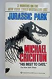 Rare - Michael Crichton JURASSIC PARK 1990 First Paperback Edition 1st Printing