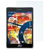atFolix Schutzfolie kompatibel mit Asus ZenPad S 8.0 Panzerfolie, ultraklare & stoßdämpfende FX Folie (2X)