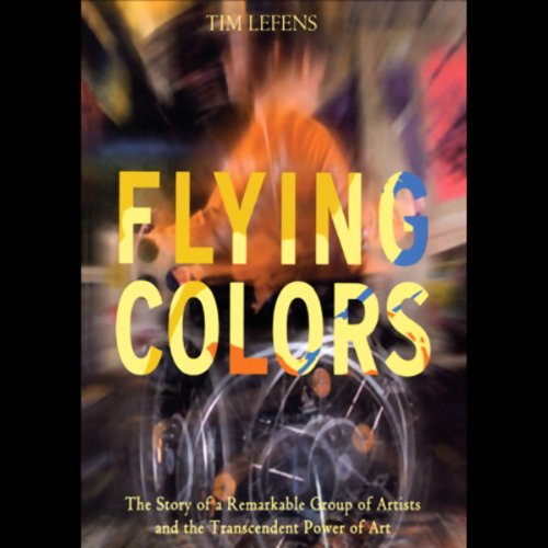 Flying Colors audiobook cover art
