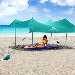 best beach canopy for wind - pop up beach canopies