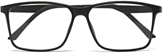 Leesbril anti-blauw licht voor heren en dames blauw lichtfilter computer leeshulp veerscharnier Tr-bril