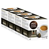 Nescafé Dolce Gusto Dallmayr Crema dŽOro, Paquete de 4, 4 x 16 Cápsulas