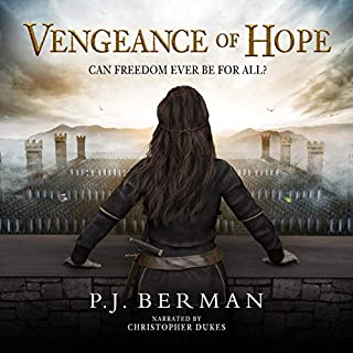 Vengeance of Hope: Can Freedom Ever Be for All?  audiobook cover art
