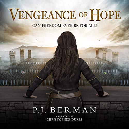 Vengeance of Hope: Can Freedom Ever Be for All?  cover art