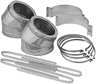 Best supervent chimney pipe Reviews
