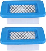 HIPA 2 Pack A226000032 Air Filter for ECHO Leaf Blower PB755ST PB500T PB403 PB403H PB403T PB413H PB413T PB500H PB603 PB611 PB620 PB620ST PB650 PB650H PB650T PB651T PB755SH A226000031