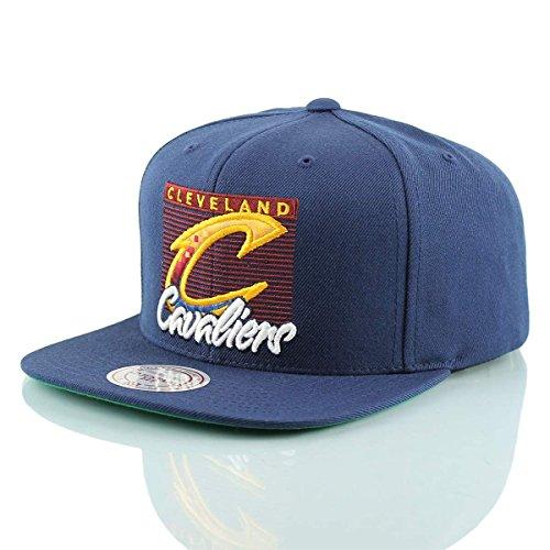 Mitchell & Ness Cleveland Cavaliers - Cappello da uomo NBA