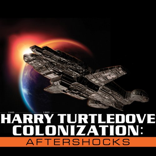 Aftershocks audiobook cover art