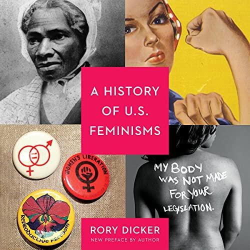 A History of U.S. Feminisms cover art