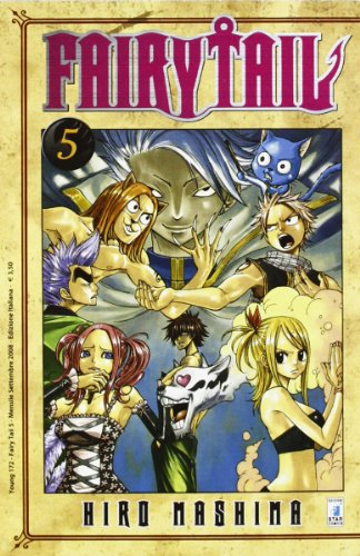 Fairy Tail (Vol. 5)