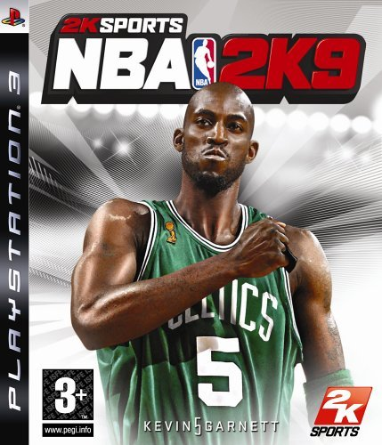 NBA 2K9 (Sony PS3) [Import UK]
