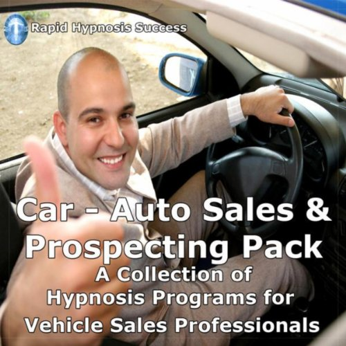 Car - Auto Sales & Prospecting Pack