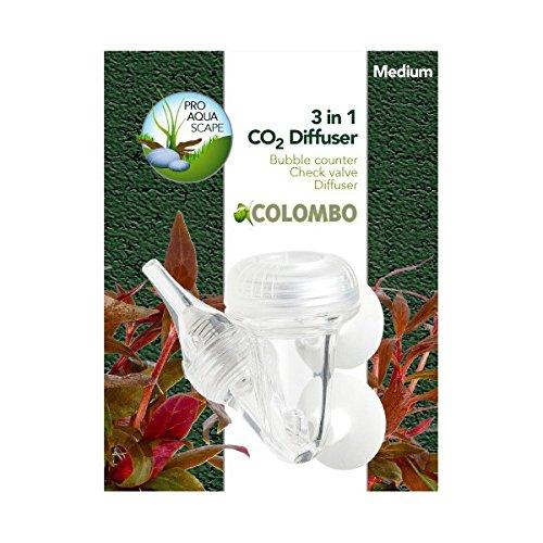 Colombo CO2 diffusor 3 in 1 medium