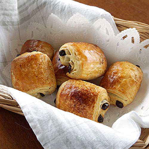 発酵後ミニ パン オ ショコラ LBG 25g 1袋約40個x4入り160個 冷凍 パン生地 フランス産 業務用 【箱売り】