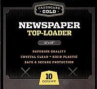10CBG新聞11x 13トップローダー–アーカイブCollectiblesに品質の保護