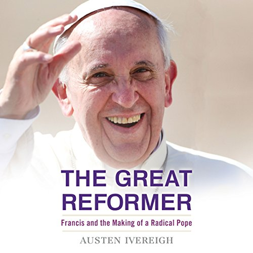 The Great Reformer audiobook cover art
