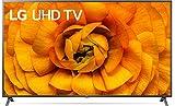 LG 82UN85006LA 207 cm (82 Zoll) UHD Fernseher (4K, Triple Tuner (DVB-T2/T,-C,-S2/S), Dolby Vision, Dolby Atmos, Cinema HDR, 100 Hz, Smart TV) [Modelljahr 2020]